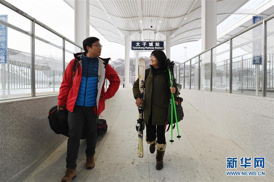 (坐着高铁看中国)(6)京张高铁:穿越历史 驶向冬奥