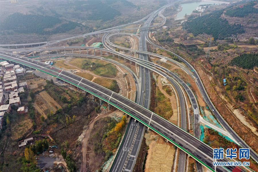 济泰高速公路通车