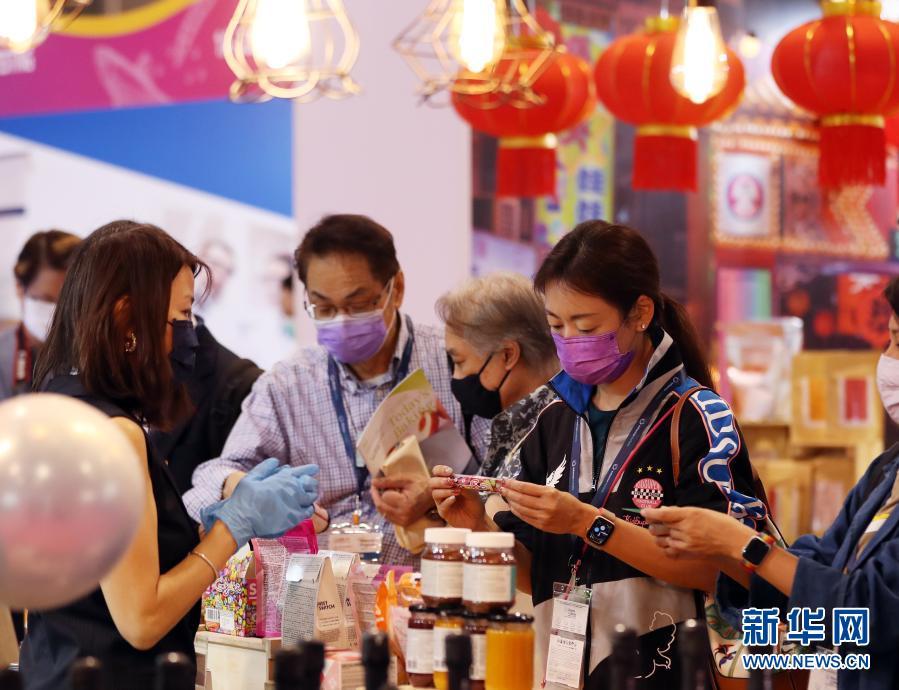 香港举办餐饮食品展