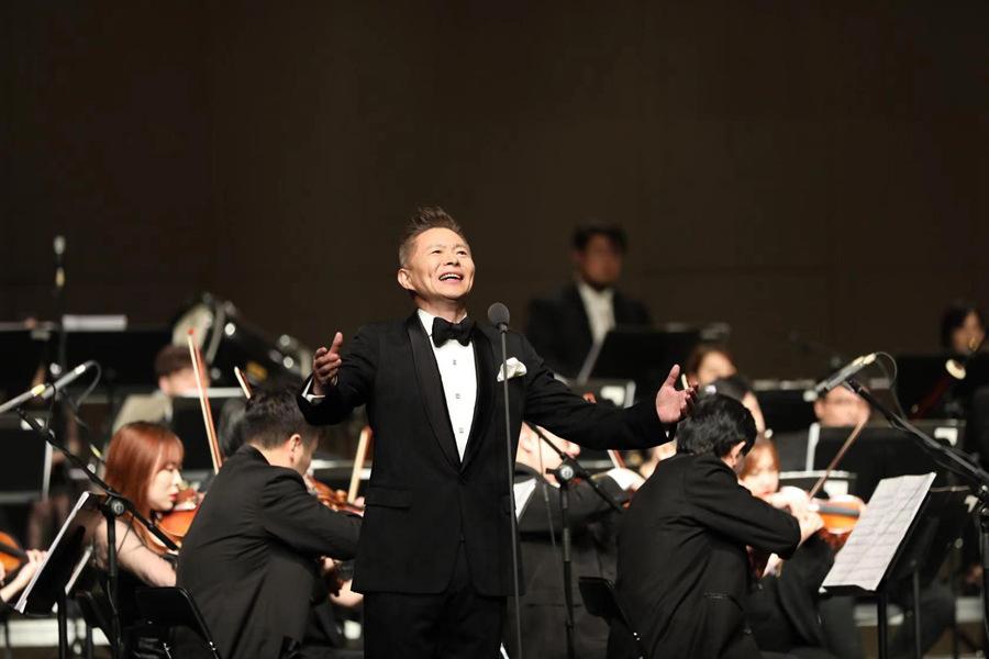 2020年第二十四届深圳大剧院艺术节开幕式音乐会启幕