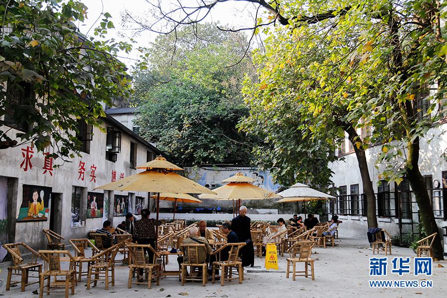 在初冬的暖阳里遇见重庆,有多美好?