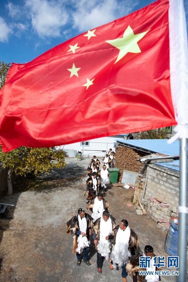 """西藏迎来""""最早""""新年"""