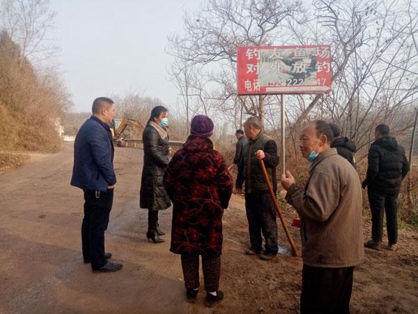 成都东部新区石盘街道开展冬春疫情防控村庄清洁百日行动