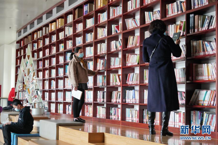 石家庄公共文化场馆恢复开放
