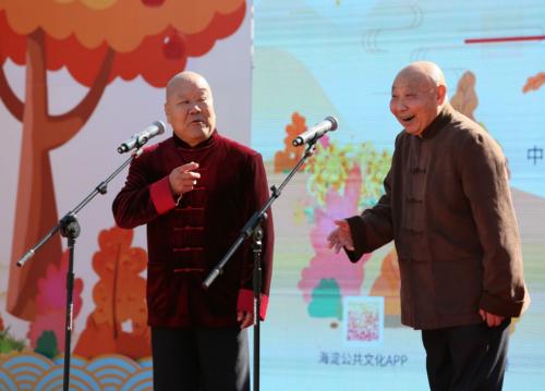 第十七届海淀文化季:家国情千帆共舞 中关村万众欢歌