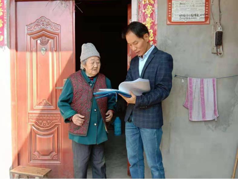 石盘街道四举措全力为辖区老年人创造幸福美好生活