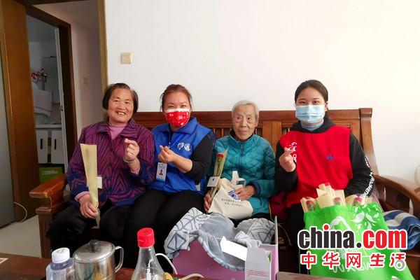 """深圳水贝社区开展""""美丽同行,社工相伴""""活动"""
