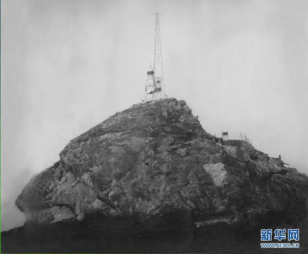 """永不生锈的钢钉——走近海岛雷达兵心中的""""红色前哨"""""""