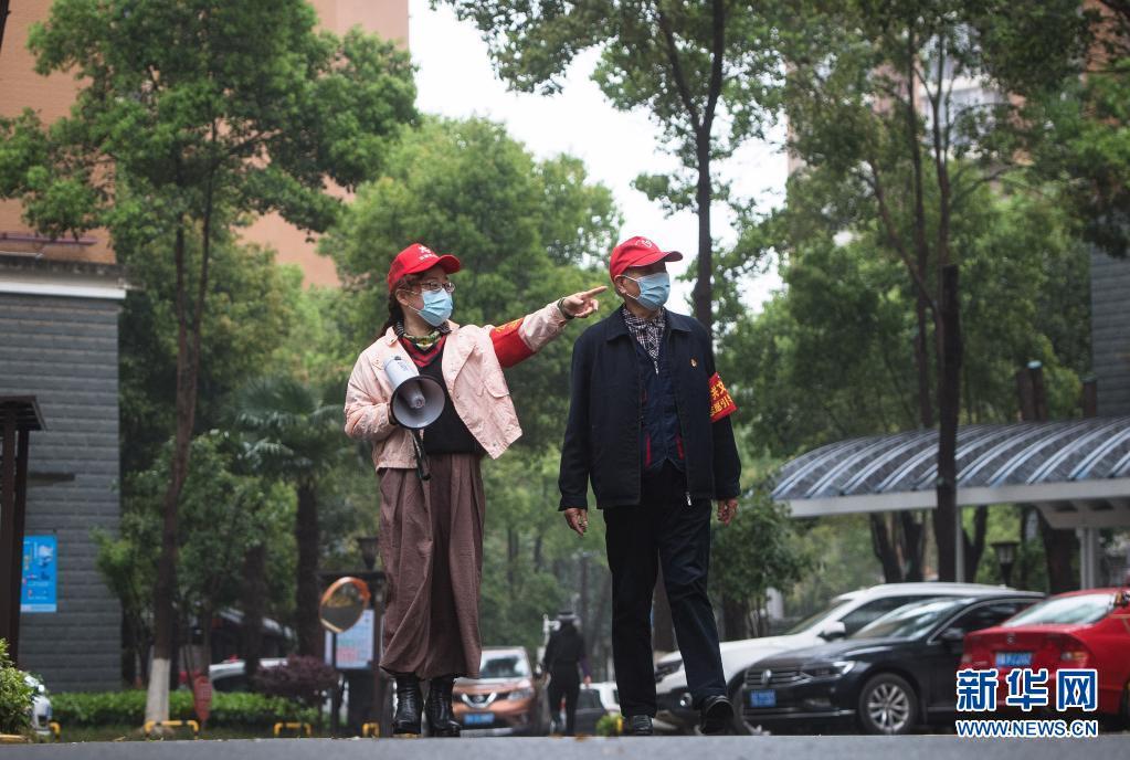 武汉这一年:在平凡的岗位上奉献