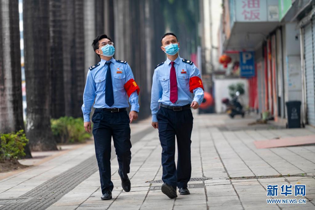 """云南瑞丽:边城战""""疫"""""""