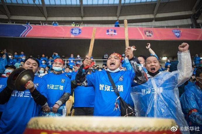 久违了武汉球场