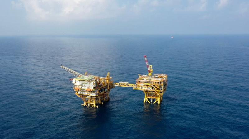 我国首个海上智能气田群建成 海上油气生产迈向数字化