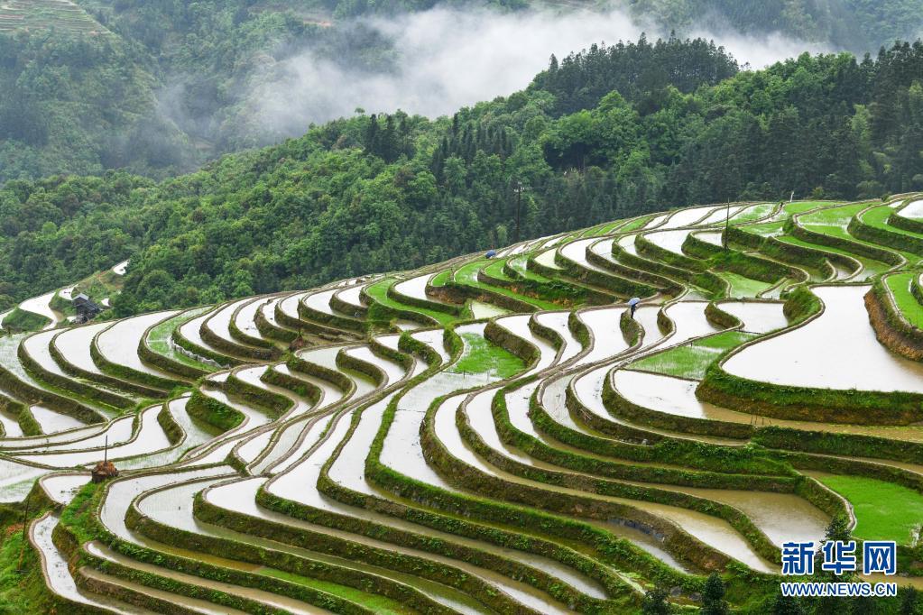 假期看中国