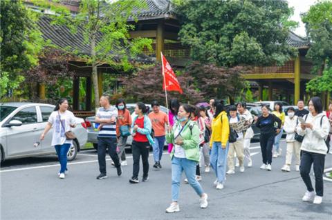 常德桃花源五一假期累计接待游客20.75万人次