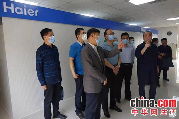 邯郸市场监管局局长申陆峰带队督导新冠疫苗监管工作
