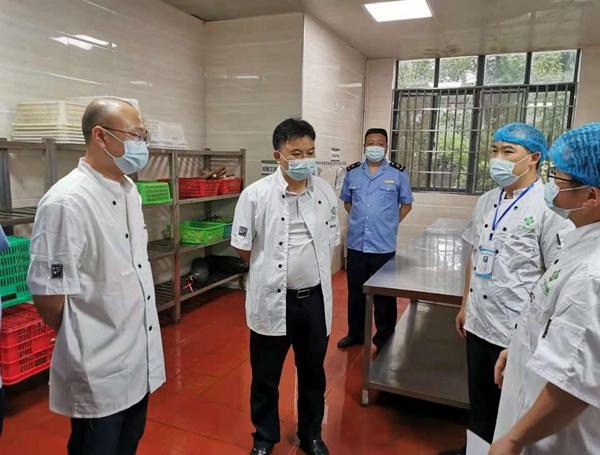 """【学史力行】新化县市场监管局四项措施护航""""三考""""期间食品安全"""
