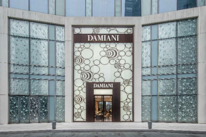 意大利奢华珠宝品牌DAMIANI玳美雅旗舰店正式登陆上海ifc国金中心