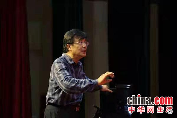 """""""德迈杯""""烟台高新区市民合唱大赛 成功举办"""