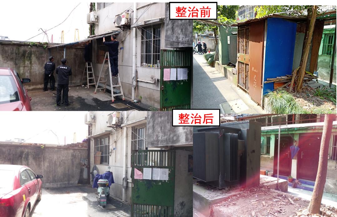 杭州上城区闸弄口新苑环境综合整治专项行动