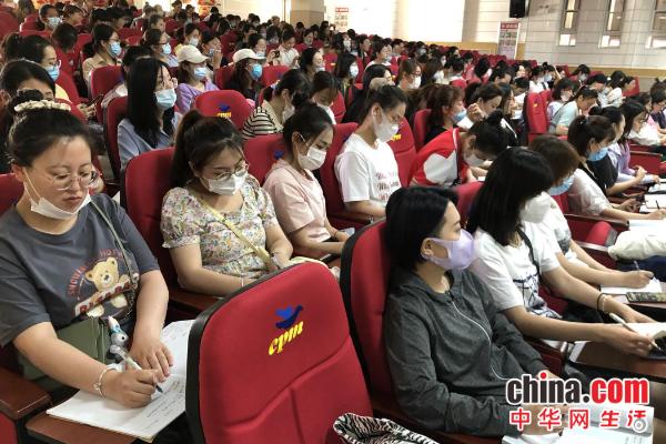烟台高新区第二实验幼儿园开展 幼儿良好习惯的培养主题学习活动