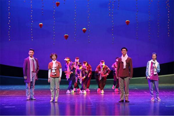 红色唱响(十六):在绍兴·祝家庄里的年轻人