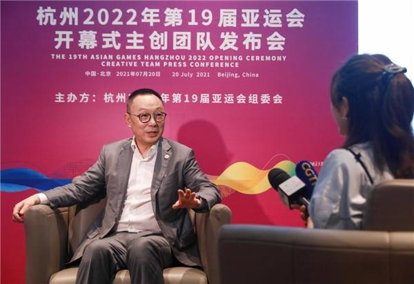 杭州2022年亚运会开幕式班底曝光 沙晓岚任总制作人