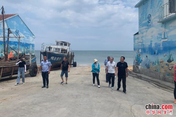 烟台市海洋与渔业局督导组开展海上安全生产工作检查