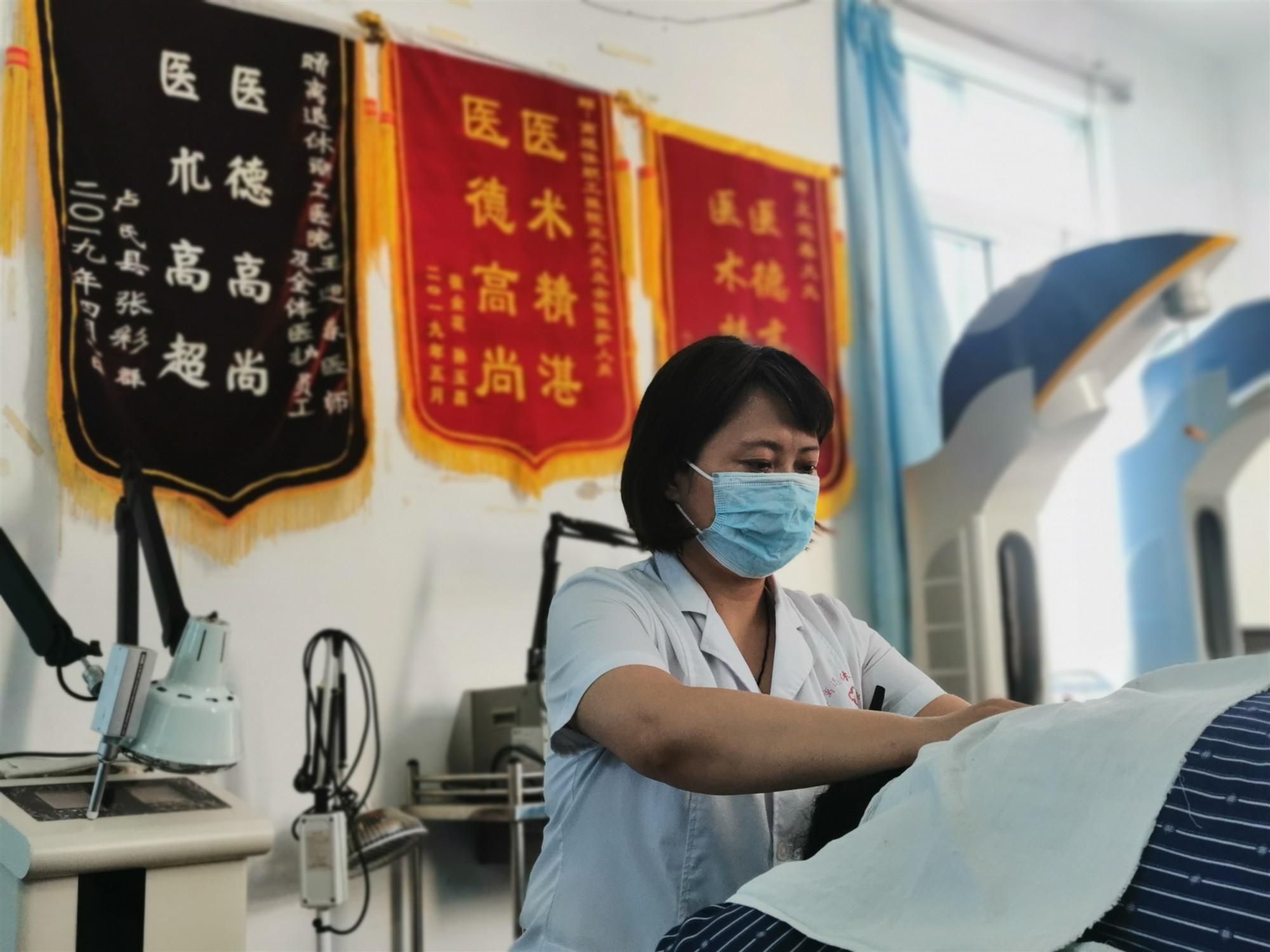 三门峡市湖滨街道社区卫生服务中心王迎春:患者满意是我最大的愿望
