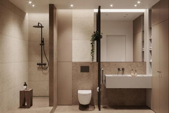卫生间规划很重要 看看全友设计师怎么说