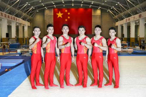 男子吊環中國隊包攬金銀 加多寶為體操健兒榮耀時刻喝彩