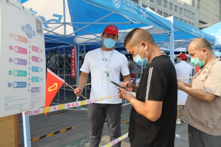 核酸检测人数激增,河南科技大学第一附属医院这么做!