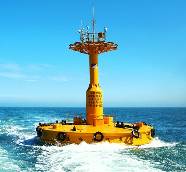 """守护蓝色国土的""""忠诚卫士""""——海洋资料浮标"""