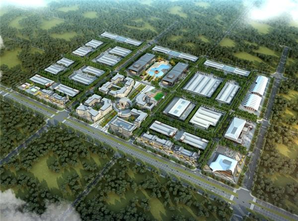 长春旭阳集团中法产业园项目,助推长春汽车产业集群不断壮大!
