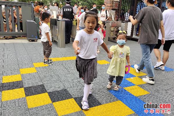 烟台经济技术开发区海晏幼儿园:与你相见 伴你同行