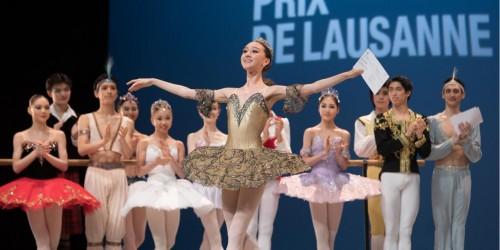 艾米龙连续第四年赞助瑞士洛桑国际芭蕾舞比赛
