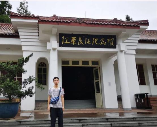 南京市百年党史—川西红色记忆实践小组赴川西调研