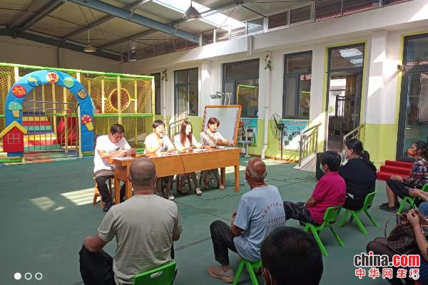 家校互通 相见九月——烟台莱阳市特殊教育学校召开新学期家长会