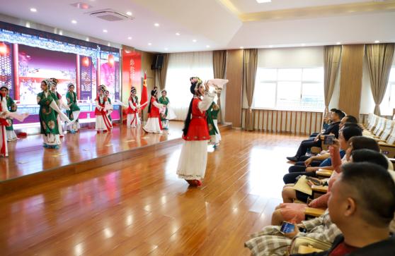 借传统之风,扬少年之帆——四川省首批青少年传统文化传习基地总结评估工作会