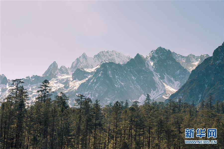 为了抓住丽江玉龙雪山这270秒的惊艳 90后小伙耗时两年