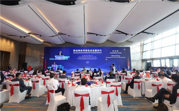 受益中新(重庆)战略性互联互通示范项目 新加坡能源集团助力重庆绿色能源发展