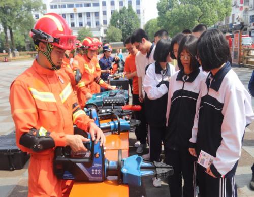 防范化解灾害风险,筑牢安全发展基础