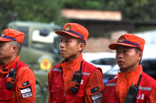 消防员的一天你知道多少?