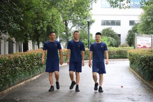 三互小组,助力新消防员度过第二适应期