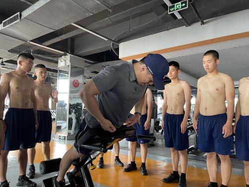 创新训练方法促训练热潮