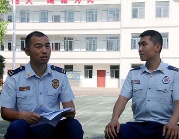 三明市森林消防支队泰宁大队积极做好思想减负工作,不断提升队员工作热情