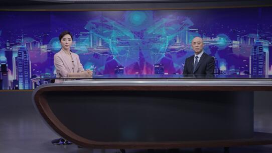 """""""帝业三维科技""""经理徐强做客《崛起中国》"""
