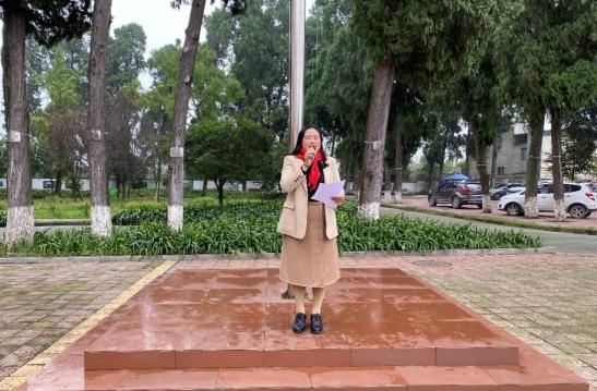彭州市永定学校开展少先队建队72周年主题队日活动