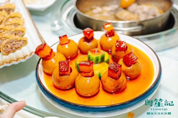 深圳首家新会陈皮特色餐厅粤笙记来了!