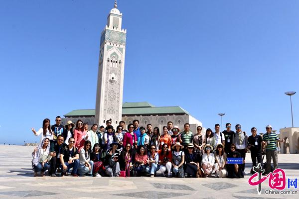2017中国-摩洛哥旅游峰会成功举办 全力推动中摩旅游发展