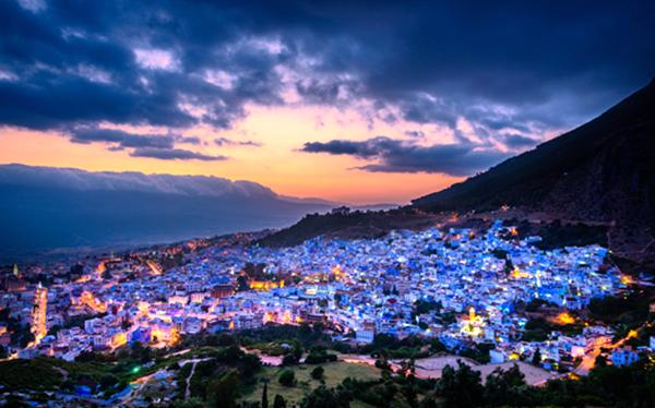 舍夫沙万:处处洋溢着浓郁的阿拉伯风情